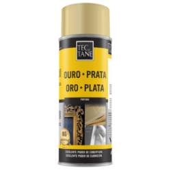SPRAY OURO NOVO