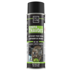 Spray Limpador de Travões BC 530 - 400 ml Tectane